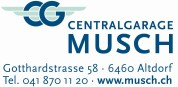 Musch AG Centralgarage, Altdorf