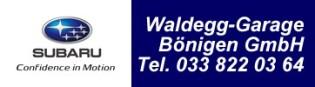 Waldegg Garage Bönigen GmbH Bönigen GmbH, Bönigen b. Interlaken