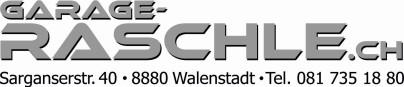 Garage Raschle GmbH, Walenstadt