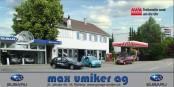 Max Umiker AG Garage, Muttenz