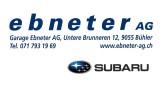 Garage Ebneter AG, Bühler